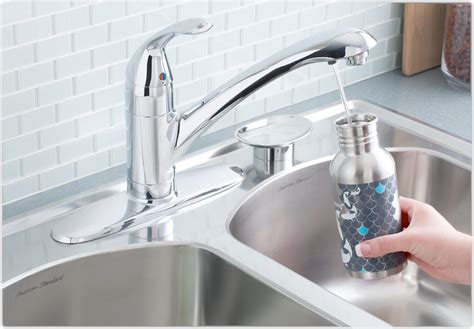kitchen faucet with built in water filter kitchen faucet with water filter built in rapflava