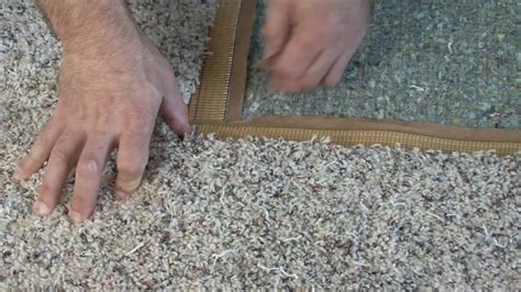 How To Shoo Carpet With How To Fix A Bad Seam In Carpet Carpet Vidalondon