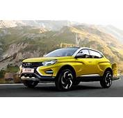 Lada XCODE Concept Revealed Could Spawn Funky SUV  PerformanceDrive