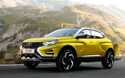 lada cars lada xcode concept revealed could spawn funky suv