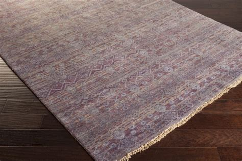 mauve area rug surya cheshire csh 6008 mauve iris grey area rug
