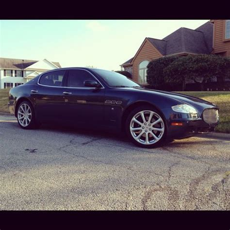 small engine maintenance and repair 2005 maserati quattroporte security system sell used 2005 maserati quattroporte 6k service brand new clutch 6 28 13 ipod iphone in