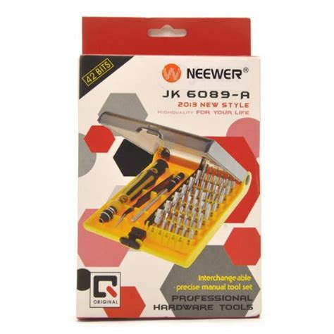 Jackly 45 In 1 Screwdriver Mobile Phone Repair Tool Set Jk 6089a jackly 45 in 1 precision screwdriver cell mobile phone repair tool kit set jk 6089a