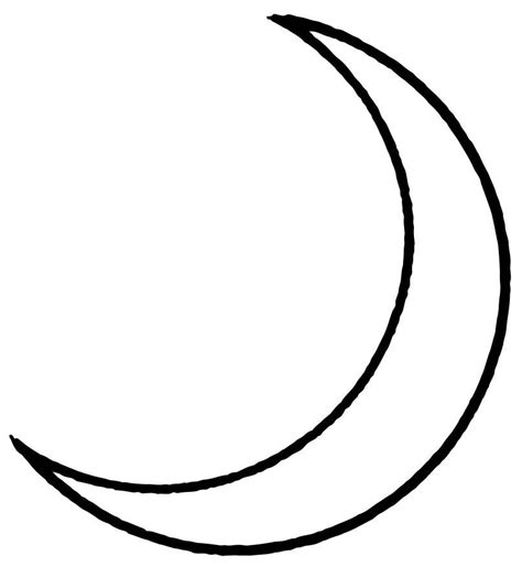 pages images coloring pages of new moon coloring home