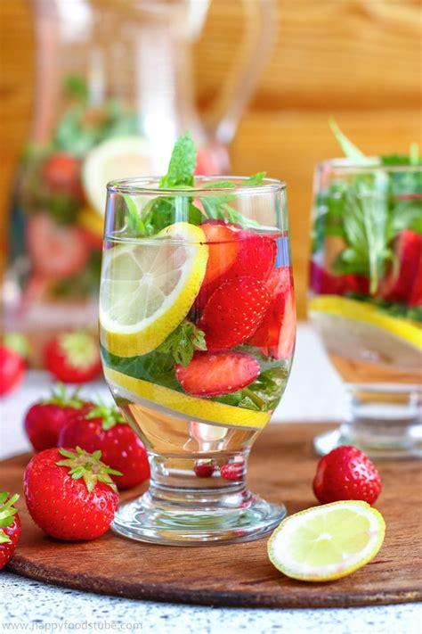 gelas untuk membuat infused water 6 resep infused water yang mudah dan menyehatkan d paragon