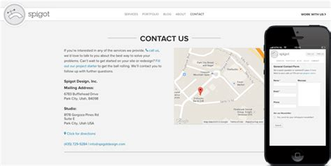 contact us section of website kapcsolati lapok hasznos tippek honlapcsere hu