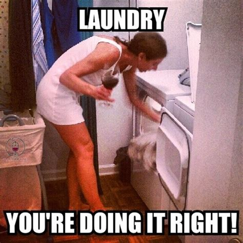 Laundry Meme - how to do laundry blog your wine