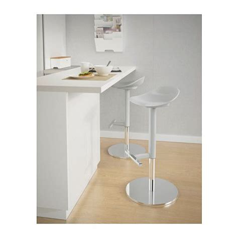Ikea Janinge Bar Stool by Janinge Bar Stool Gray Bar Stool Stools And Kitchens