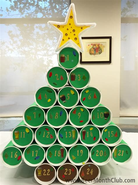 advent calendars to make diy craft advent calendar craft from the