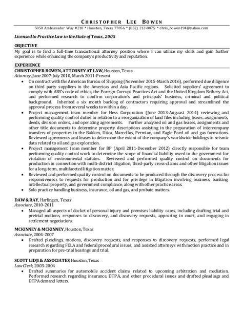 Attorney Resume Sles by Attorney Resume Tips Tire Driveeasy Co