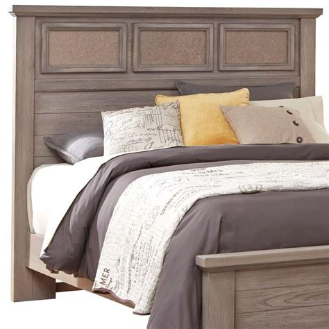 bed frame for headboard only vaughan bassett cassell park 516 559 full queen tile