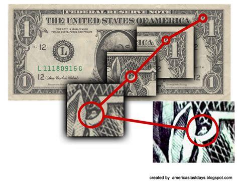 secret meaning americas last days symbolism of the dollar