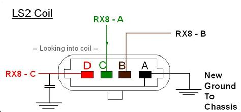 mazda rx 8 ignition coil wiring diagram wiring