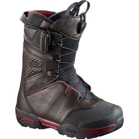 salomon boots mens salomon snowboards synapse wide snowboard boot s