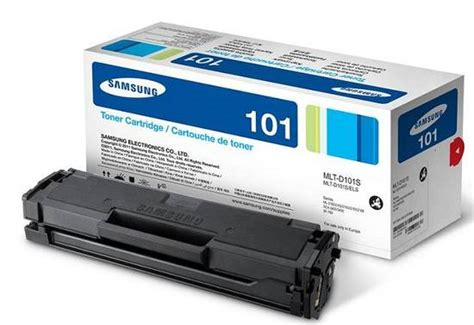 samsung 101 black toner cartridge mlt d101s toner place