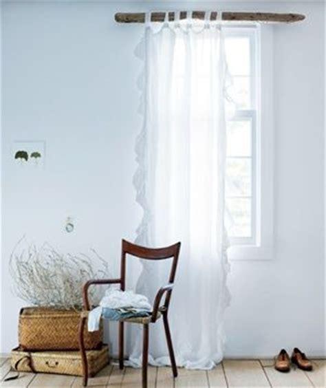 coastal curtain rods easy beach inspired decorating ideas curtains curtain