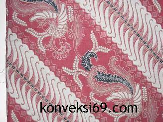 Kain Batik Sanwos Murah 817 pabrik batik printing seragam batik murah seragam