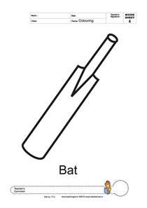 cricket bat template cricket bat coloring pages sketch coloring page