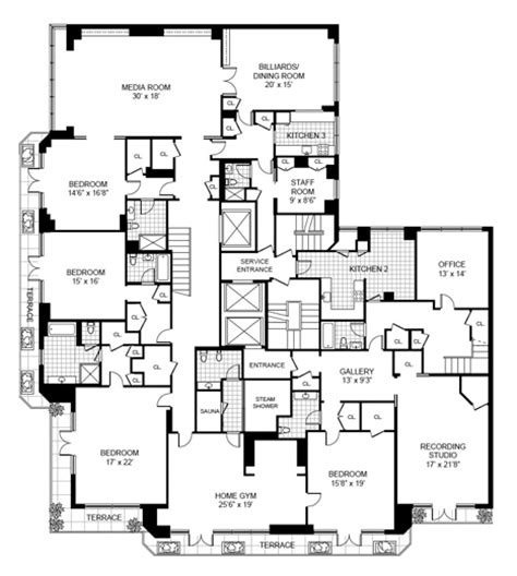 house plans 4000 to 5000 square feet superior house plans 4000 to 5000 square feet 6 c577c drich nyc fp2b jpg house plans