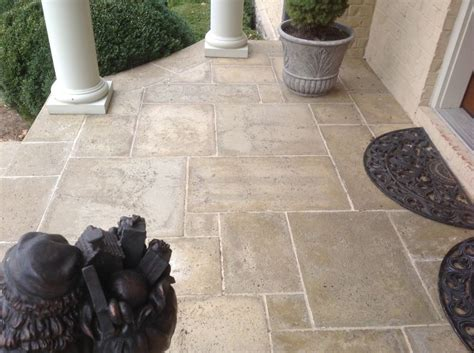 porch flooring ideas peacock pavers front porch floor home renovation ideas