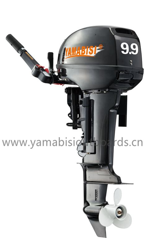 outboard motor boat hs code china 2 stroke 9 8hp 9 9hp 15hp yamabisi outboard engine