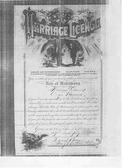 Potter County Marriage Records Kentucky Marriage Records Hancock To Knott County