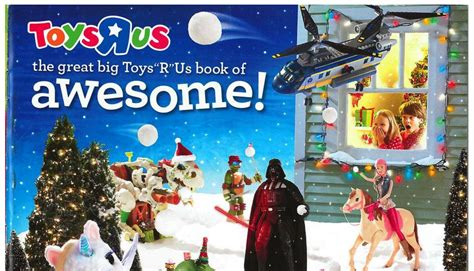 Can I Use A Toysrus Gift Card Online - 2015 toys r us toy book of awesome