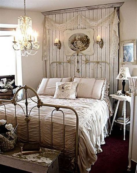 rustic chic bedroom 25 delicate shabby chic bedroom decor ideas shelterness