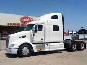 139 900 2013 peterbilt 587 tandem axle sleeper for sale