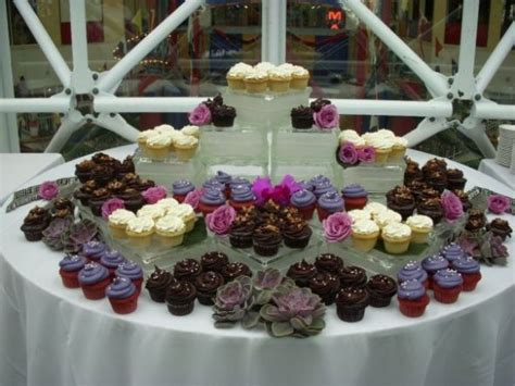 Wedding Cupcake Table Decorations by Smy Cupcake Tables Advice Project Wedding Forums