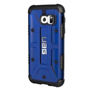 Uag military standard lightweight composite case for galaxy s7 cobalt
