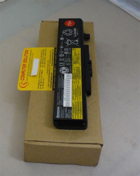 Baterai Original Laptop Lenovo G480 B480 B490 B580 Y480 G510 jual baterai original lenovo b480 b490 g400 g410 g480 y480