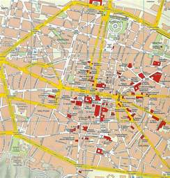 map of bologna map of bologna