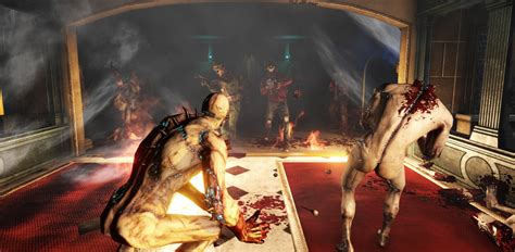 killing floor 2 revenge of the zeds update now live free