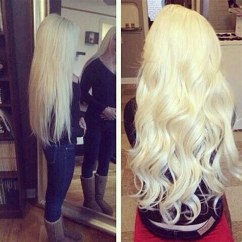 blonde hair is usually thinner 566 best images about hair on pinterest her hair long