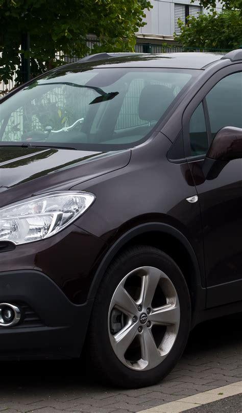 car brand opel mokka model desktop wallpapers 600x1024