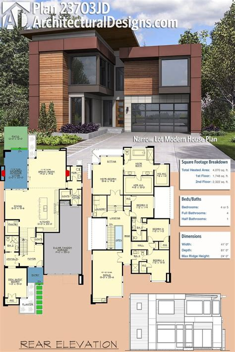 architectural house floor plans modern house plans architectural designs modern house