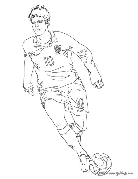 Soccer Coloring Pages Messi free coloring pages of messi 10