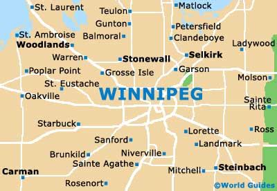 winnipeg manitoba canada map winnipeg maps and orientation winnipeg manitoba mb canada