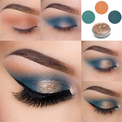 10 Steps For Makeup Look by 10 Stunningly Simple Tutorials For The Best Eye Makeup