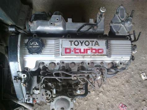 Toyota 1n Engine For Sale 1 N Diesel Engine Toyota 1500cc Karachi