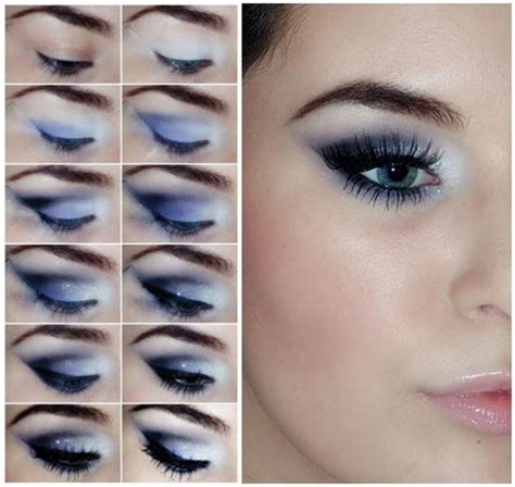 tutorial for eyeshadow 13 best night eye makeup tutorials pretty designs