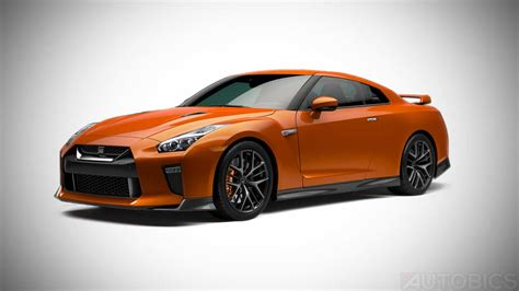 nissan orange 2017 nissan gt r showcased at big boy toys expo autobics