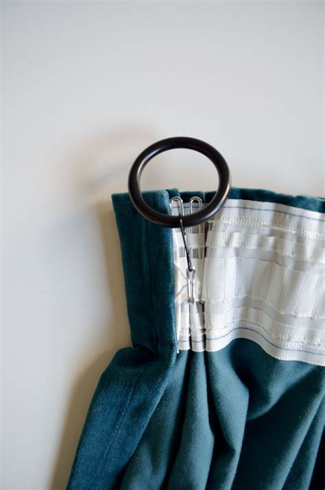 how to sew curtains with rings best 25 pinch pleat curtains ideas on pinterest