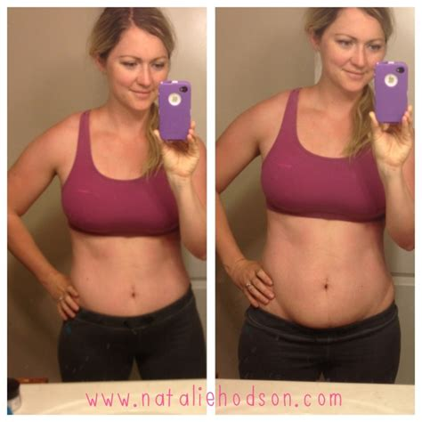 How To Lose Post Pregnancy Belly After C Section by Natalie Hodson Stretched Skin After Baby