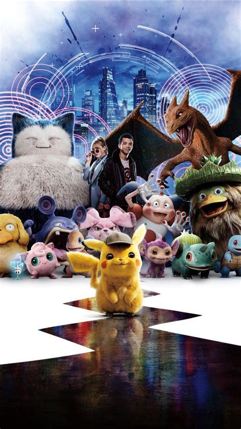 pokemon detective pikachu   wallpapers hd wallpapers
