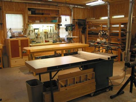 build a shop woodworking shop ideas wood shop floor plans
