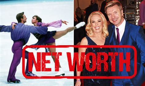 christina dancing on ice hairstyle torvill dean net worth bolero duo s fortune is this much