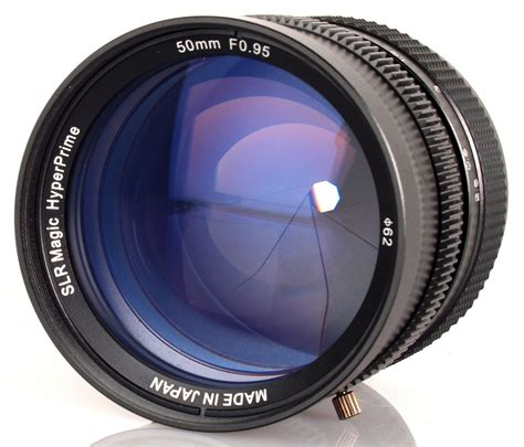 and lens slr magic 50mm f 0 95 hyperprime lens review