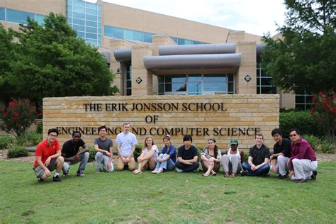 Ut Mba Computer Science by Summer Research Program For Undergraduates Department Of